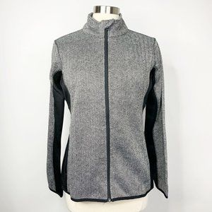 Andrew Marc NY Performance Knit Jacket Size Medium